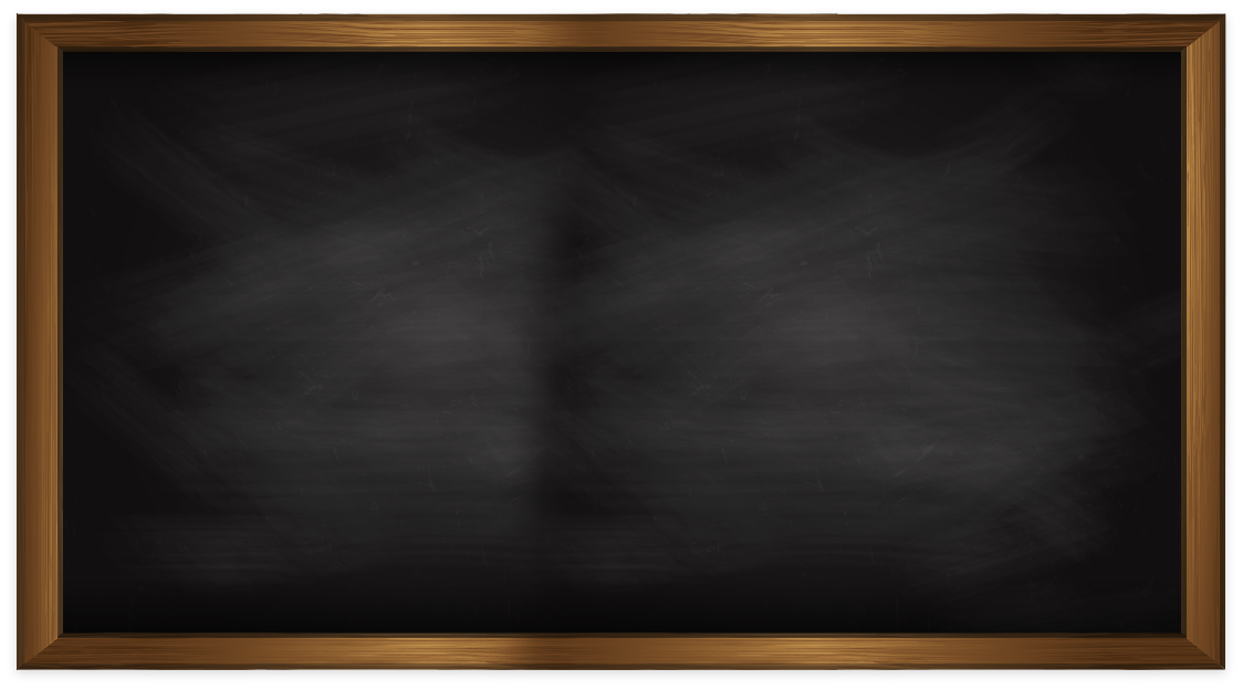 wide green chalk board background