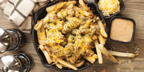 2013 Creation of Chi Chi Fries